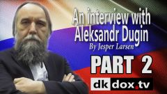 Dugin: Borders of the Russian World