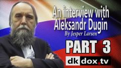 Dugin: Sanctioned for my words