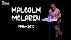 Last Speech of Malcolm McLaren