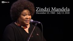 A Danish perspective on Zindzi Mandela